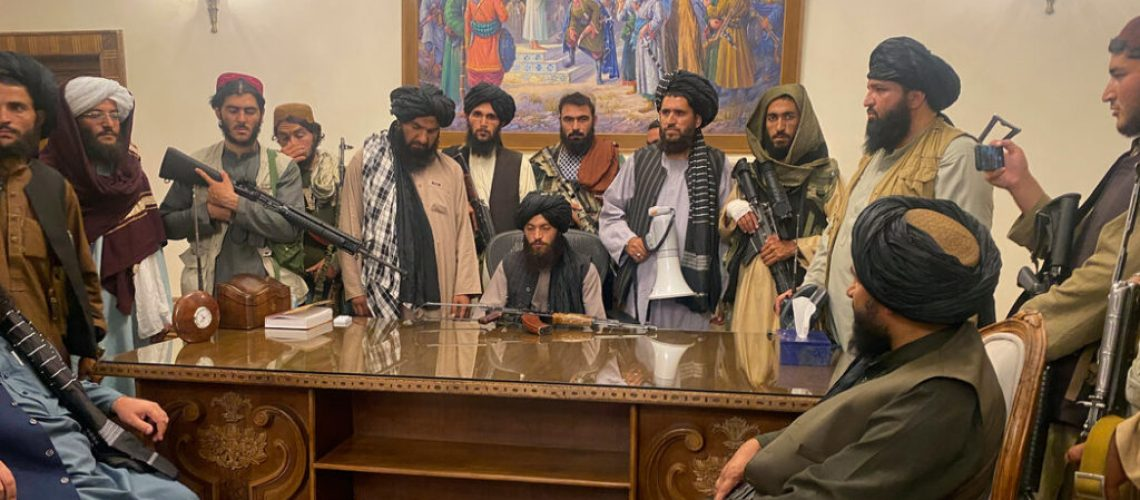Taliban-Take-Over-Afghan-Presidential-Palace
