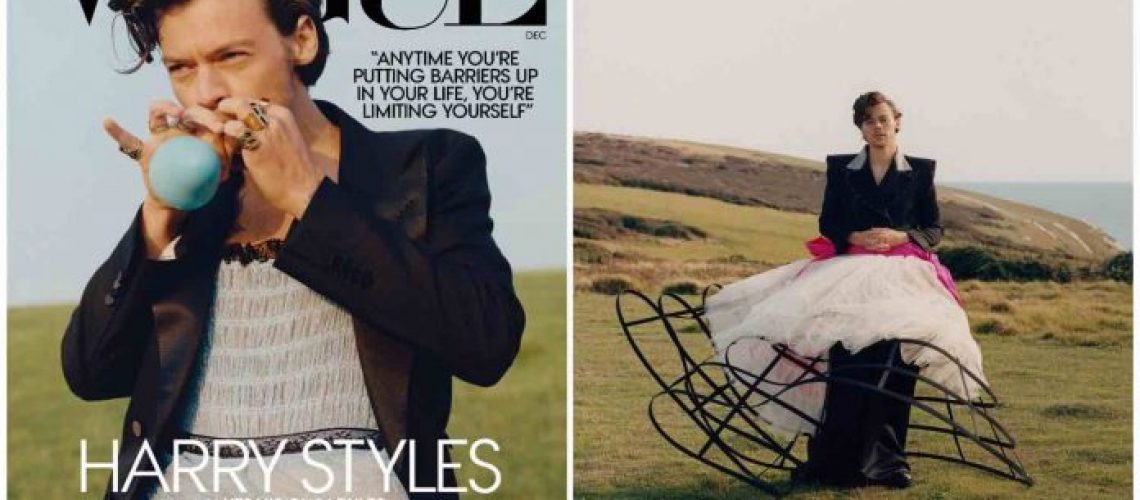 harry-styles-wore-a-gucci-dress-on-vogue-december-cover-watch-696x464-1